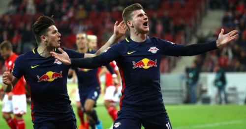 Foot - ALL - Un peu d'air pour le RB Leipzig qui s'impose à Mayence
