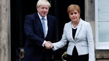 SNP ministers demand Boris Johnson drop 'UK' and 'Britain' from nationwide cultural festival