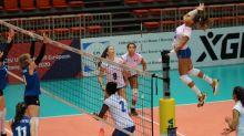 Volley - Euro juniors (F) - Euro juniors (F) : pas de médaille pour les Bleuettes