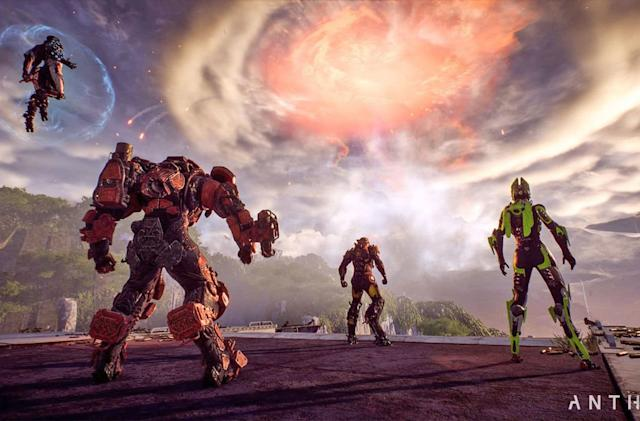 'Anthem' gives its Cataclysm in-game event a second try