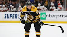 Brad Marchand absolutely lays into Bruins reporter on Twitter