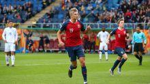 Striker scores NINE goals in World Cup win