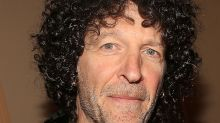 Howard Stern beats Adam Levine and Timothee Chalamet for 'Best Men's Hair in America' award