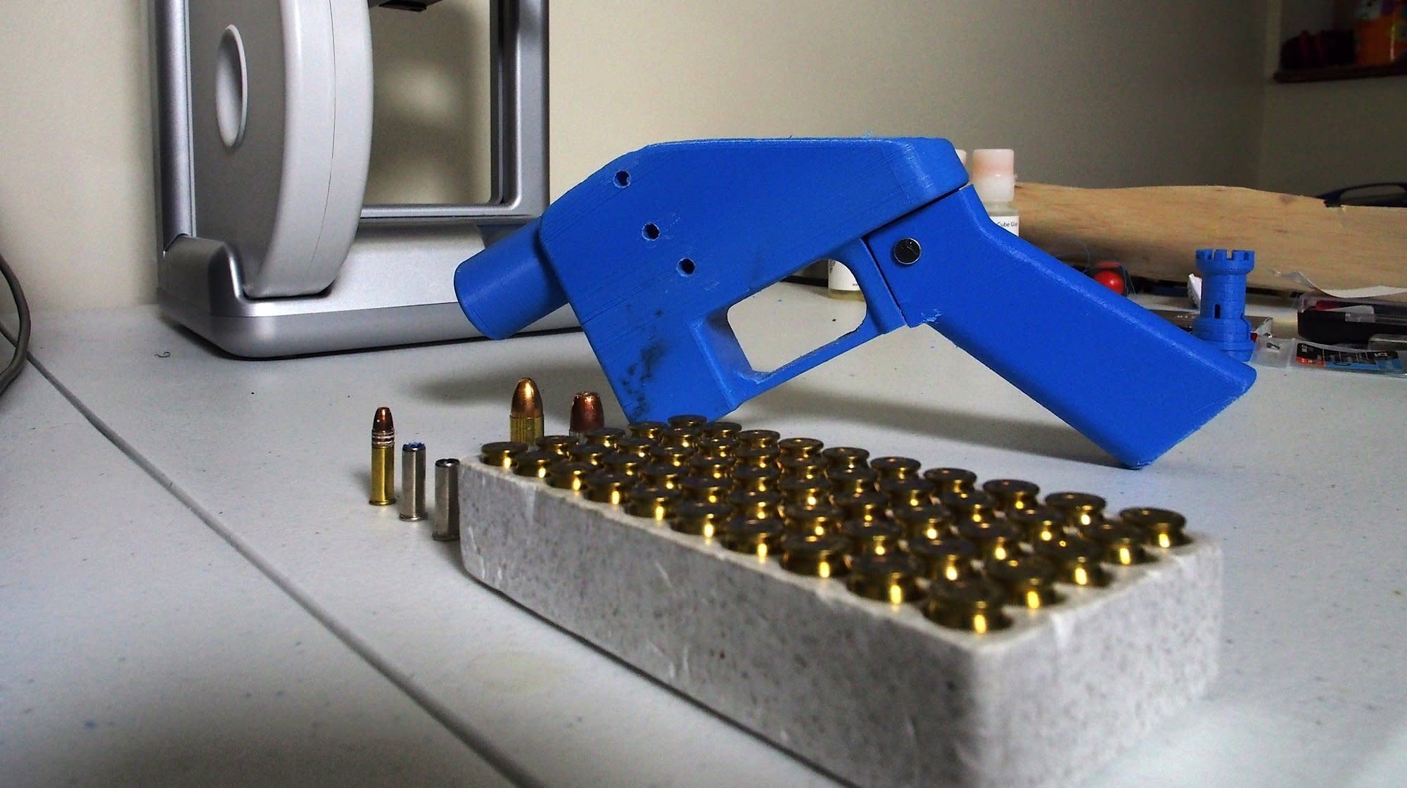 States Sue Trump Administration To Block Release Of 3D-Printed Gun Blueprints