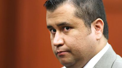 Zimmerman sues family of Trayvon Martin