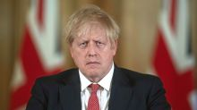 Pound falls as Boris Johnson taken to intensive care for COVID-19