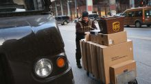 UPS has a new risk factor: Amazon