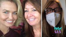 Lara Worthington's mother hits back at 'nasty' Twitter trolls