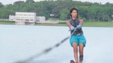 SEA Games 2017: Sasha Christian, Wakeboarding