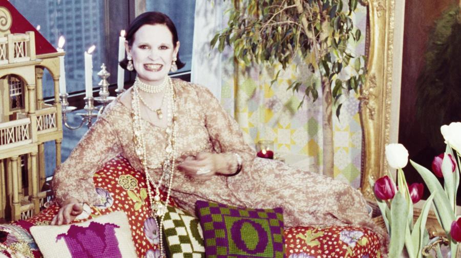 American fashion icon Gloria Vanderbilt dies