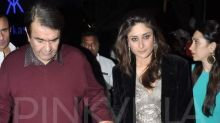 EXCLUSIVE! We are extremely excited and very happy for Kareena and my grandson! - Randhir Kapoor
