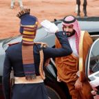 Saudi prince foresees 'good things' with India on visit overshadowed by Kashmir