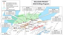 IAMGOLD Reports Additional Drill Results at the Nelligan Gold Project, Quebec