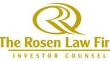 LOSS ALERT: ROSEN, THE FIRST FILING AND TOP RANKED LAW FIRM, Encourages Volkswagen AG Investors with Losses to Secure Counsel Before Important June 29 Deadline in Securities Class Action - VWAGY