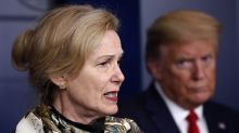 'Pathetic!': Trump accuses Birx of agreeing with Pelosi's criticism of pandemic response