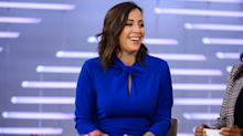NBC's Hallie Jackson praised for moderating debate while 8 months pregnant: 'What a committed working woman looks like'
