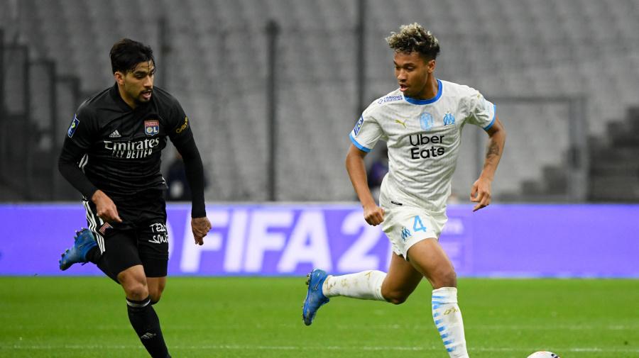 Ligue 1 : Lyon laisse passer l'occasion de se rapprocher de Lille en concédant le nul à Marseille