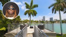 Lil Wayne's Shark-Infested (in a Good Way) Miami Mansion Just Sold for $10 Million