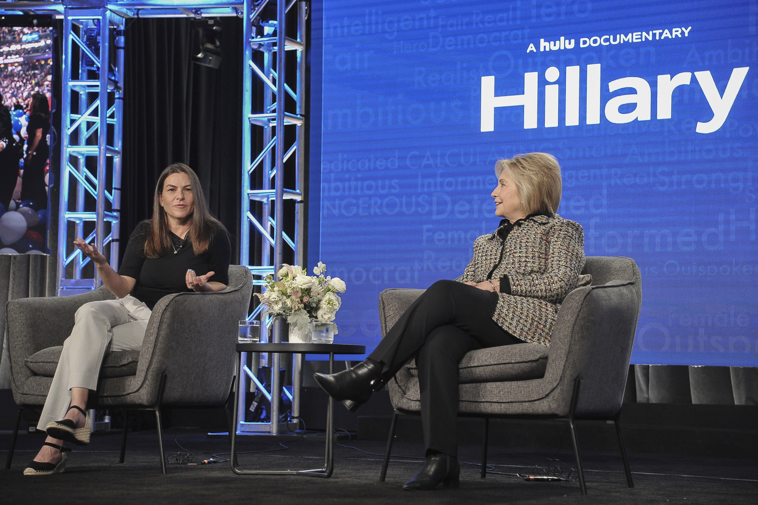 Hillary Clinton docuseries coming to Hulu