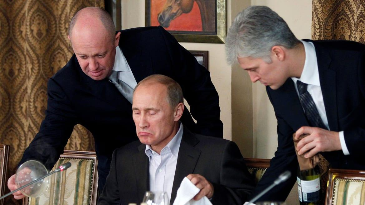 How a Man Linked to Prigozhin, 'Putin's Chef,' Infiltrated the United Nations