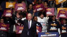 Demócratas: por el miedo a Bernie Sanders, toma impulso la candidatura de Bloomberg