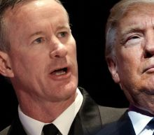 Bin Laden raid architect McRaven says Trump media attack threatens democracy