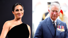 Meghan Markle's Jewelry Secretly Shouted Out Prince Charles in the Sweetest Way