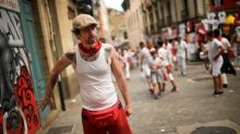'Buffalo' Bill Hillmann gives tip on running with bulls in Pamplona