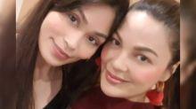 Garie Concepcion denies sister KC has quit acting