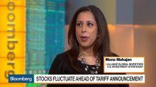 Allianz's Mahajan on Market Reaction to Tariff Announcement