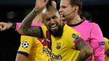 Vidal set for Inter medical as Barcelona sanction €1m sale