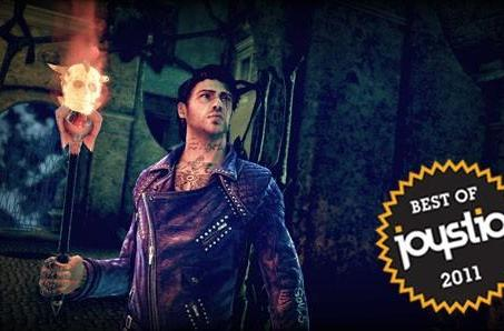 Joystiq Top 10 of 2011: Shadows of the Damned