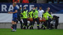 Foot - Espoirs - Yvann Maçon sévèrement touché au genou droit avec les Espoirs