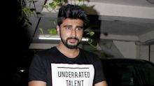 Arjun Kapoor celebrated 32nd birthday with Bollywood boys