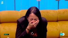 GH VIP: Aurah fue la protagonista de la gala con un derrumbe monumental al ver fotos de su hijo