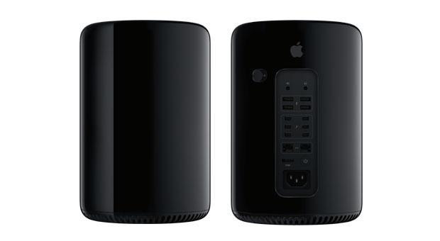 Apple announces new Mac Pro with cylindrical design, 12-core Intel Xeon E5 CPU, flash storage, Thunderbolt 2.0 and support for up to three 4K displays