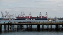 Ships visiting UK ports hits highest since start of COVID lockdown
