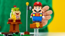 Lego's first interactive Super Mario set is now available to pre-order