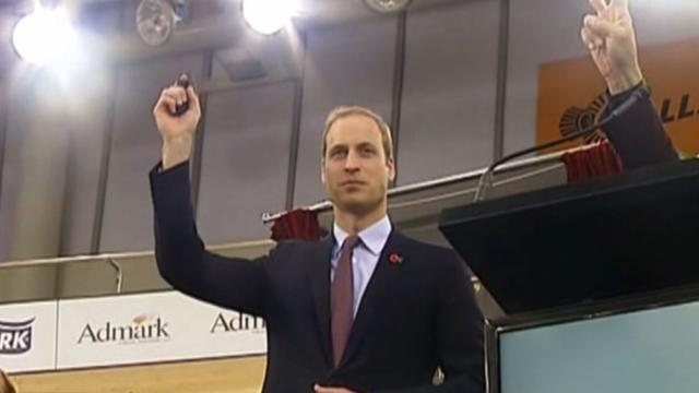 Prince William and Kate, Duchess of Cambridge, tour New Zealand
