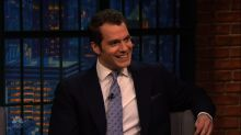 Superman Henry Cavill's Embarrassing Supernaked Hotel Story