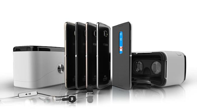 Alcatel doubles down on cheap-good phones with two new Idols
