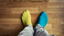 Tim Dowling: I keep sighing. Is it because of my odd socks?
