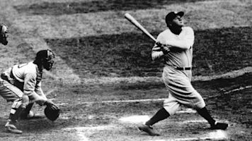 Famous Babe Ruth bat sells for more than $1M