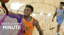 Respect the shooters: World buries USA from 3-point land in 2018 Rising Stars rout