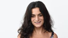 Jenny Slate is single for the first time in her adult life, and she says it's good for her mental health