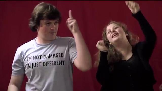 Famous Director Uses Film and Dance to Help Disabled Adults
