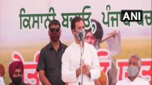 Rahul hits back at SAD, says absence from parliament for medical checkup of Sonia Gandhi, has duties as a son