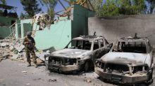 U.S.-Taliban talks focus on Afghan ceasefire