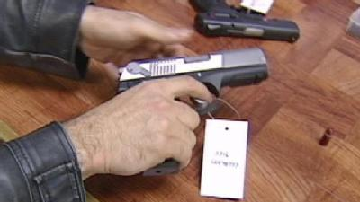 Concealed Weapons Permits Up In Sacramento