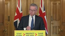 Michael Gove 'formally confirms' that UK won't extend Brexit transition period